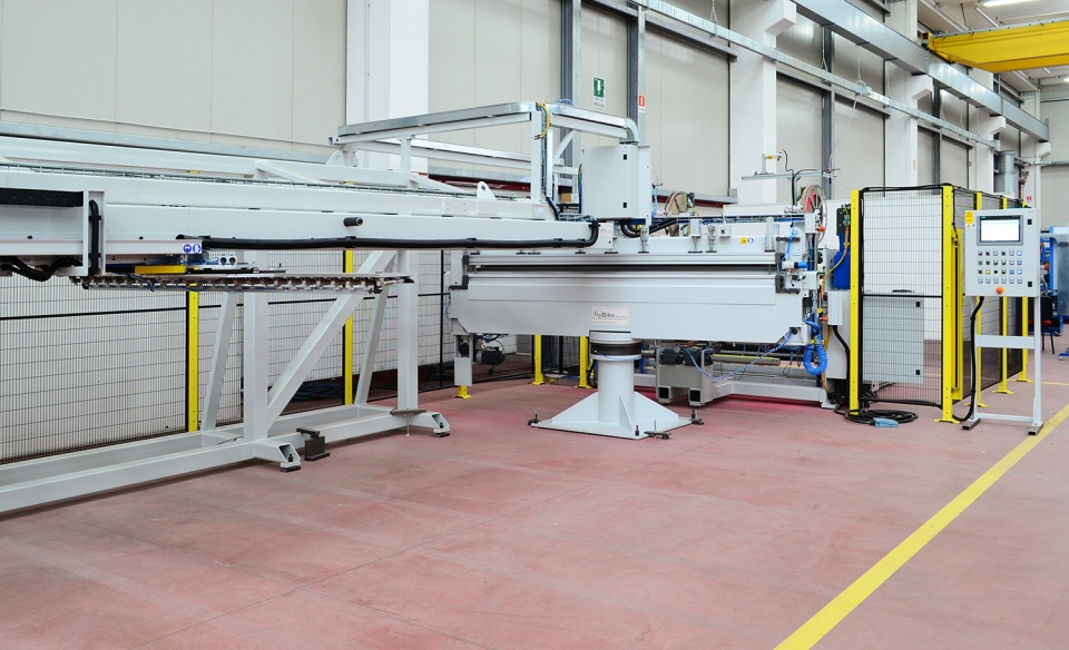 Automatic Cut-to-Length Machine Type BTA-WB
