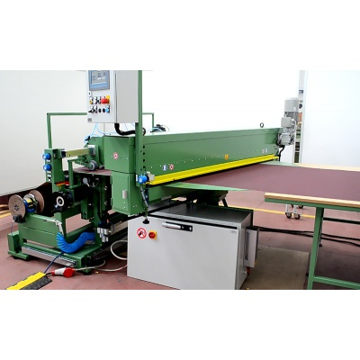 Semi-Automatic Cut-to-Length Machine Type BTFW-AUS