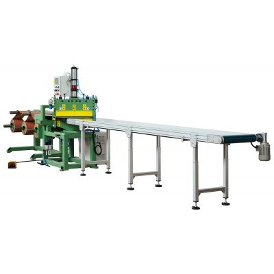 Semi-Automatic Cut-to-Length Machine Type BTH-AF-ML