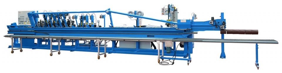 Double Continuous Skiving Machine Type CSM02