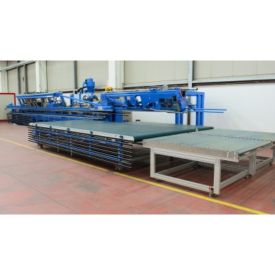 Double Continuous Skiving Machine Type CSM05