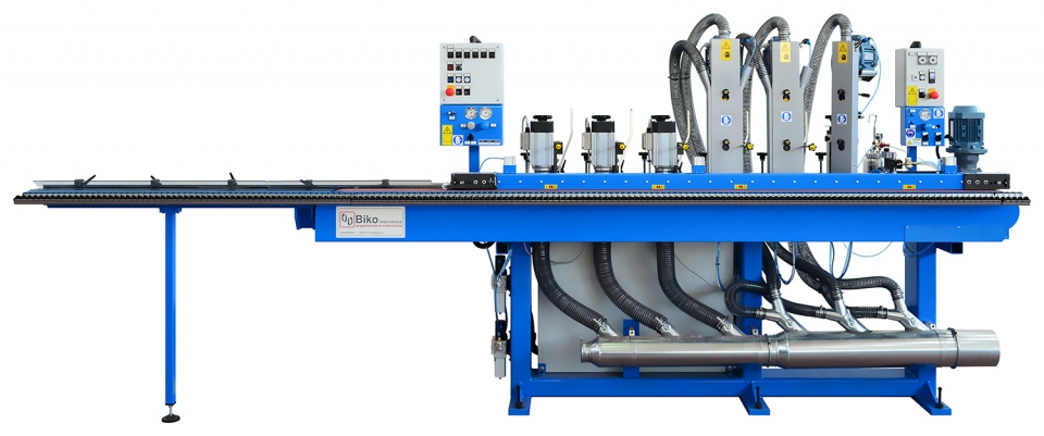 Continuous Skiving Machine Type CSM07-S