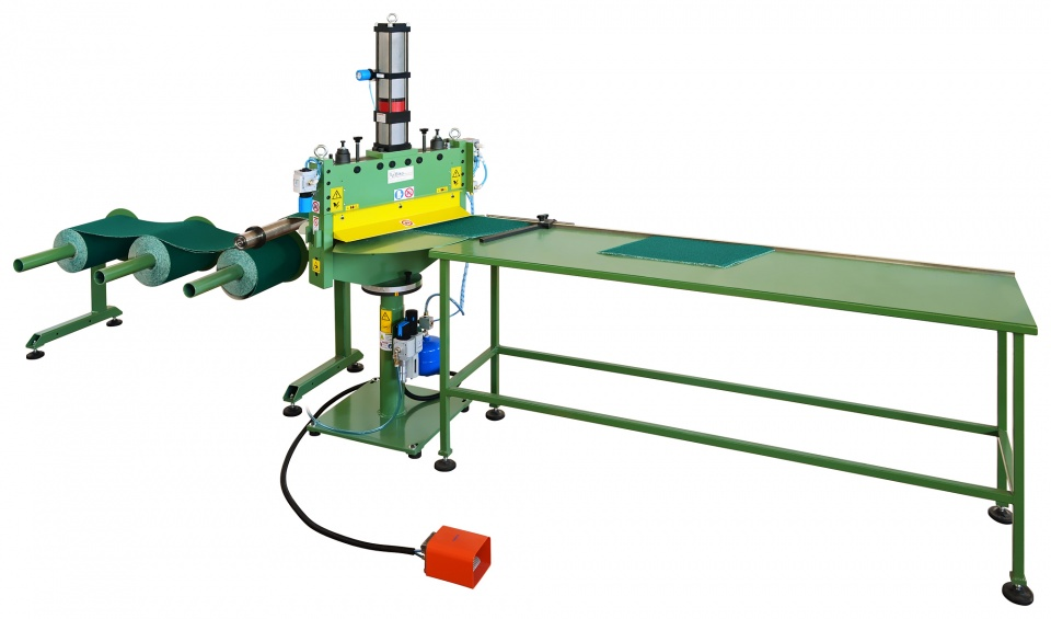 Manual Cut-to-Length Machine Type BTH